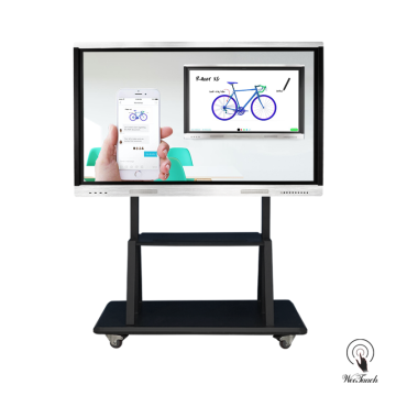 Weetaach 65 Inches Interactive Smart Panel With Stand