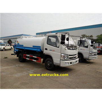 115HP 1800L Water Sprinkler Trucks
