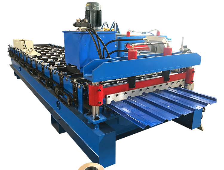 Metal Roof Tile Machine