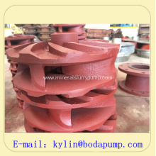 3/2 Slurry Pump C2147 A05 Slurry Pump Impeller