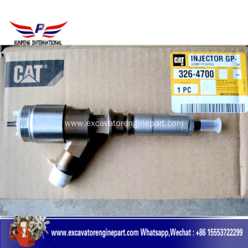 Caterpillar Engine Fuel Injector 326-7400 For  Excavator