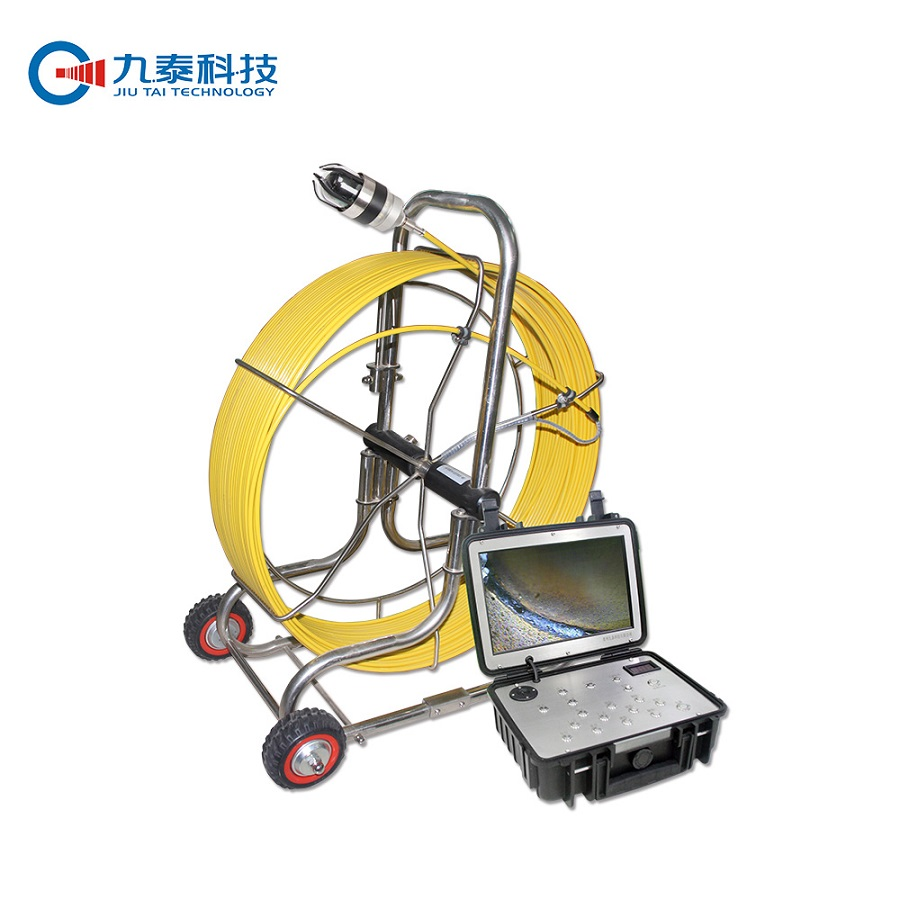 Pipe Inspection Camera Detection 1