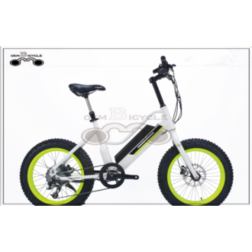 2017 New kids electric bicycle fat tire bike for sand use