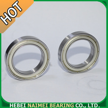 Newly Arrival for 6800 Series Deep Groove Ball Bearing, Smooth Thin Wall Bearing Manufacturer in China Miniature Deep Groove Ball Bearing 6802 supply to United States Supplier