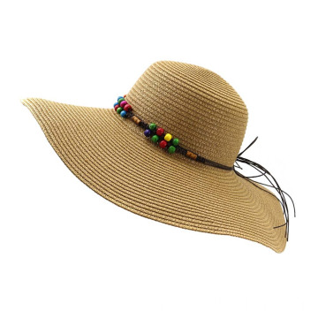 Premium summer outing park straw hat