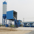 HZS50 fixed type concrete batcing  plant