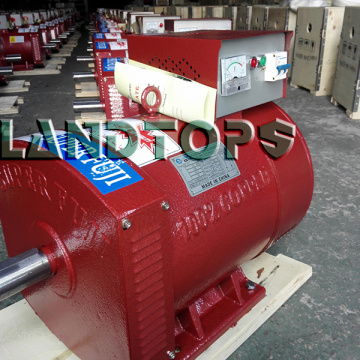 Customized for China ST Series Single Phase Alternator,Single Phase AC Generator,Single Phase Ac Dynamo Supplier ST-10KVA Single Phase Generator 240v Alternator export to Italy Factory
