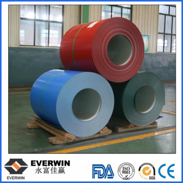 PE or PVDF Prepainted Aluminum Coil for ACP