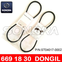 Reliable for Offer Bando Scooter Belt 669 18 30, Aerox Belt 751 16.5, CVT Drive Belt 788 17 28 from China Supplier DONGIL V BELT 669 x 18 x 30 SCOOTER MOTORCYCLE V BELT ORIGINAL QUALITY supply to India Supplier