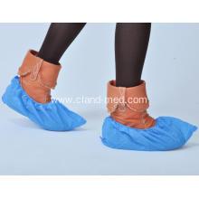 Customized for Doctor Cap Disposable Medical Indoor Non-Skid CPE Shoe Cover supply to Georgia Manufacturers