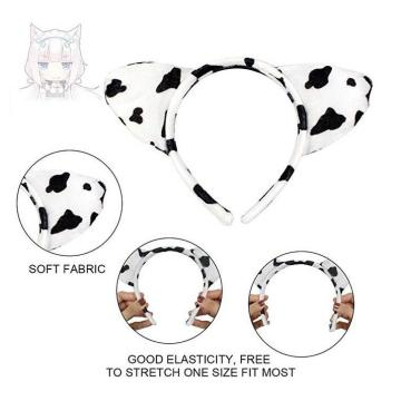 Cat Cosplay Costume Collar Paws Gloves