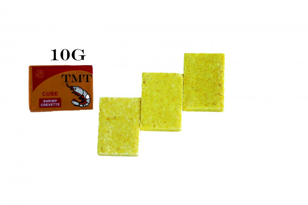 Chicken flavour bouillon cube