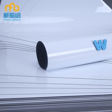 Bulk Mini A4 Magnetic White Board for Fridge