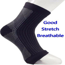 OEM for Transparent Ankle Socks Socks ankle compression sleeve exerciser sport brace export to Indonesia Factories