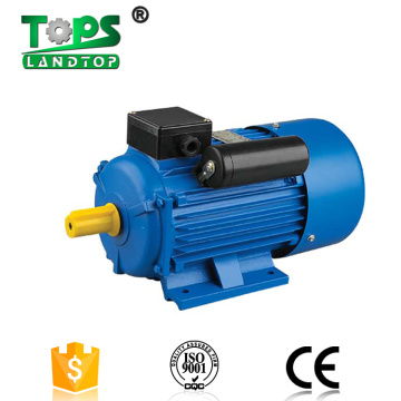 YC100L-4 ac single phase 2hp electric motor