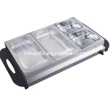 Hot Selling for for Buffet Warmer Countertop Kitchen Buffet Warmer export to Germany Exporter