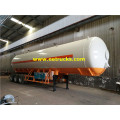60m3 LPG Gas Transport Semi-trailers