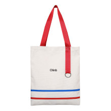 Custom Cotton Canvas Grocery Cloth Tote Bag