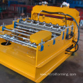 High Tech steel welding standing seam curving machine