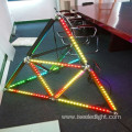 Stage Lighting Madrix Control Triangle 3D Led Bar