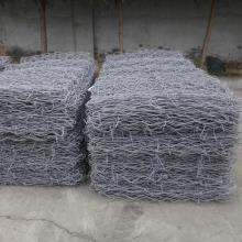 High Quality Industrial Factory for Supply Hexagonal Mesh Gabion Box, Extra-Safe Storm & Flood Barrier, Woven Gabion Baskets from China Supplier Gabion Hexagonal Mesh wall system export to Seychelles Suppliers