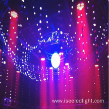 Diameter 50mm 3d led ball string IP65 outdoor