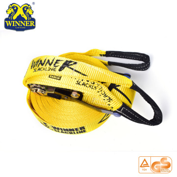 Good Quality Manufactory Slackline 15M And 25M
