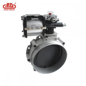 Wafer Butterfly Valves With Pneumatic Actuator