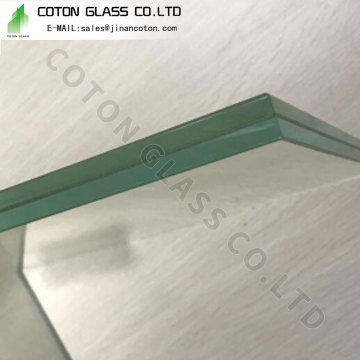 Heat Strengthened Laminated Glass