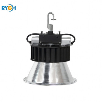 200W Meanwell LED Lampu Bay High Luhur Ku 150lm / w