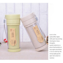 Wholesale Elegant Double Layer Water Bottle