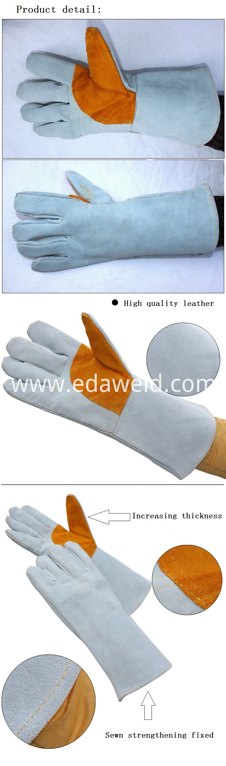 Insulation elding Working Gloves