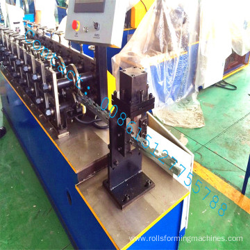Galvanized cassette keel for ceiling rolling forming machine