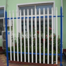 Manufacturer of for Professional Palisade Fence PVC coated white picket fence export to Svalbard and Jan Mayen Islands Manufacturers