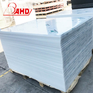 PP Polypropylene Sheets Cutting Plastic Sheet CNC Machining