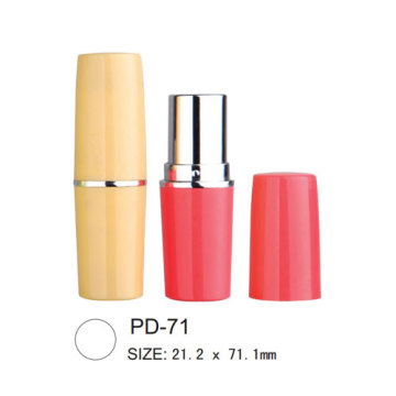 Round Plastic Lipstick Packaging