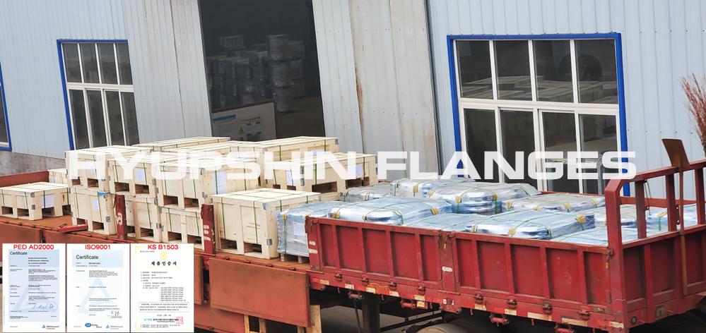 hyupshin_flanges_flanges_delivery_land_transport_port_package