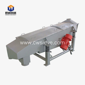 Cocoa Powder Linear Vibrating Screen Machine