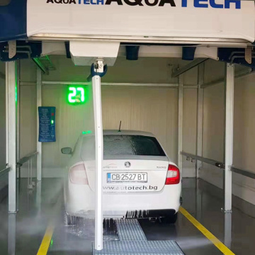 Automatic car wash business plan leisuwash 360