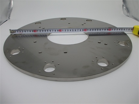 Large Diameter Turned Parts Automation Parts Machining