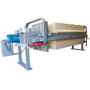 Hydraulic Plate Frame Filter Press For Sugar Syrup