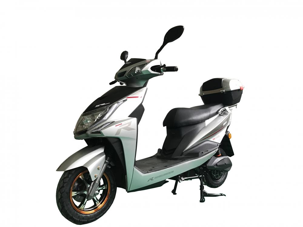 Good quality steel frame electric scooter aluminum