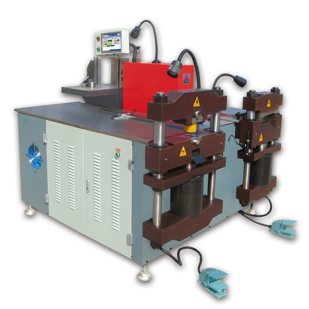 Busbar Shearing Machinery