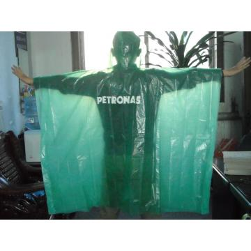Adult Disposable PE Rain Ponchos