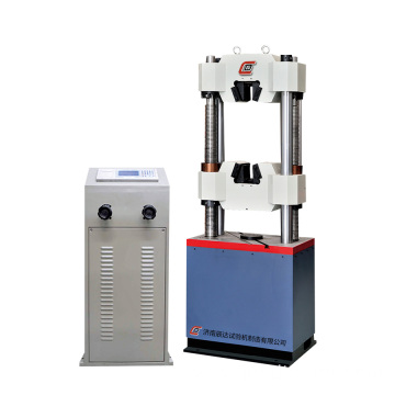 WE-600B Hydrostatic Testing Machine