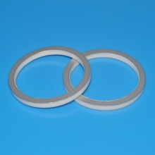 High Bonding Strength Al2o3 Կերամիկական Metallization Ring
