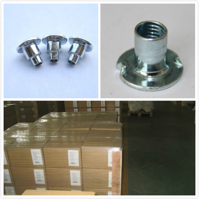 Steel Rivet Nuts