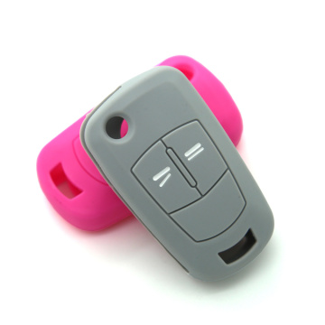 Silicone smart key cover for Opel