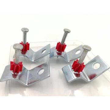 Smooth rod hanger X-PC