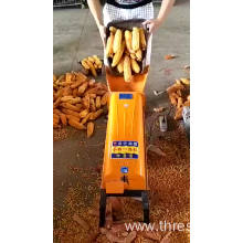 Factory making for Corn Sheller Machine Corn Husk Peeling and Thresher Machine for Sale export to Bhutan Manufacturer